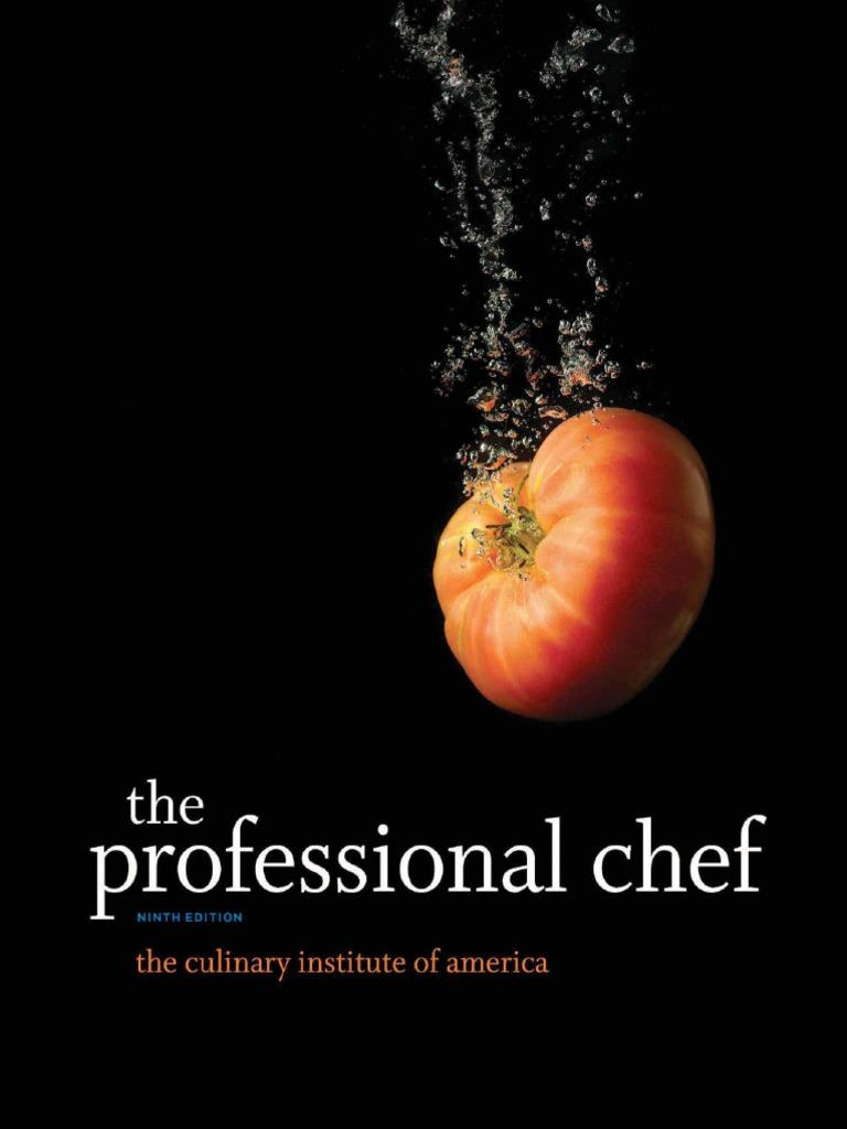 The Professionnel Chef   PDF   Dumpling   Salad