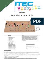 SEMAFORO DE LED