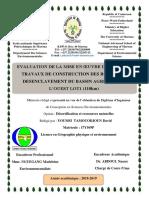évaluation de la mise du PGES des travaux de désenclavement BAO.pdf