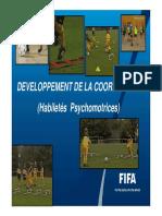 Développement de la coordination chez les  jeunes footballeuses [Mode de compatibilité]