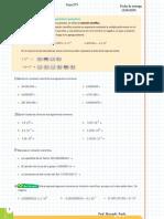 Guía N°5 Notación científica