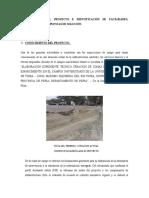 CONOCONOCIMIENTO DE DIFICULTADES PLATAFORMAS UNP-2019