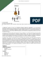 Guitarra - Wikipedia, la enciclopedia libre.pdf