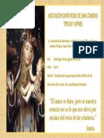 INVITACION Novenas Santa Rosa de Lima