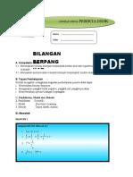 LKPD 3 1 Bilangan Berpangkat Docx