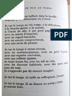 André Frénaud - Je tue le temps