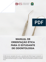 Manual Etica Estudante CRO ES