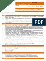 Ingénieur piping ( tuyauterie) et Equipements Statiques