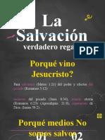 La Salvacion-Clase1