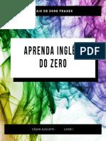aprenda ingles do zero