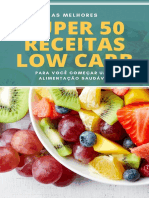 E-BOOK - LOW CARB
