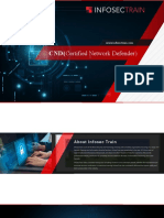 CND (Certified Network Defender)