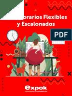 Horarios Flexibles y Escalonados