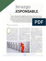 el liderazgo responsable