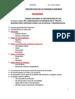 fisiopatologia Neumonia