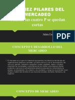 LOS DIEZ PILARES DEL MERCADEO