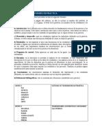 PARÁMETROS DE INFORMES DE PRÁCTICA TRANSMISIONES