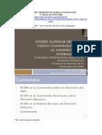 SEMINARIO INTERES SUPERIOS NIÑO