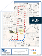 Crosstown Parkway detour