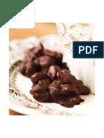 biscotti al cioccolato con noci