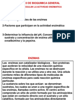 FACTORES ENZIMATICOS