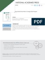 25261 Managing Geotechnical Risks in DBMOT