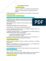 1. Resumen.TEORIA GENERAL DEL PROCESO.