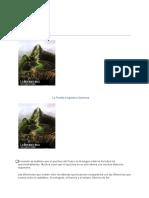VARIACIONES LINGUISTICAS QUECHUA
