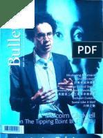 Malcolm Gladwell Bulletin