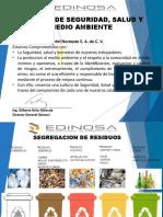 Lonas de SSPA y Residuos