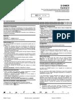 D-DIMER Control 1 - Control 2 - 2
