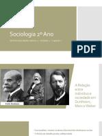 Sociologia 2º Ano