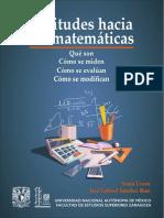 Actitudes Hacia Las Matematicas