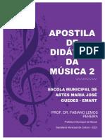 Apostila Didática da musica 2