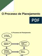 05 - O Processo de Planejamento