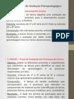 Provas e Testes de Avaliacao Psicopedagogica [Salvo automaticamente].pptx