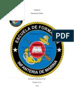 TRABAJO PROCEDIMIENTO DE COMANDO CS LEON, CS RUBIO,CS CURE
