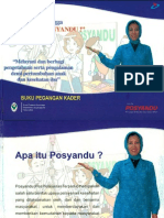 Buku Pegangan Kader Posyandu 2009-Smaller