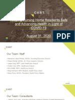 CHRT NH COVID Response Presentation 8-31-20 701084 7