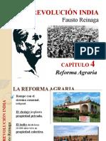 4  CAPÍTULO IV Reforma Agraria 30-10-17