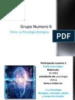 Grupo Numero 5 diapositiva biologia psicologica.pptx