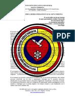 fundamentacion teorica modelo pedagogico I.E.M. S.T