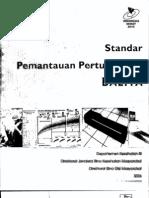 Standar Pemantauan Pertumbuhan Balita 2006