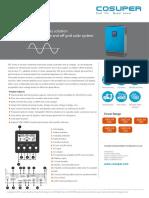 SPE data sheet