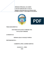 Lourdes Clemente Lopez -  Anatomia Patologica Forense