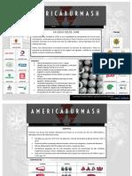 AmericaBurmash Representación Colombia