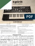 Crumar Spirit Owners Manual.pdf