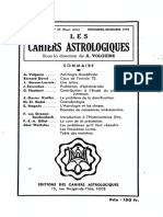 Cahiers Astrologiques 24
