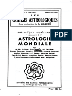Cahiers Astrologiques 20