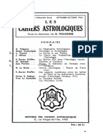 Cahiers Astrologiques 5